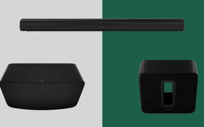 Nuevos productos de SONOS: Arc, Five y Sub